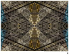 Modern Mandala Title: Billy Bush, The Scapegoat Theory or CSULA Luckman Fine Arts  Complex VIII  #BartRoss ©2016  #calstatela #mirrored #artists_magazine #abstractphotography #artprints #sharingart  #Curator #LAart #abstraction #ArtPhotography #