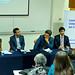 Tras la presentación del informe, expertos del ámbito académico y minero analizaron los principales resultados y conclusiones del documento de Cochilco