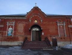 Тула, Знаменская церковь