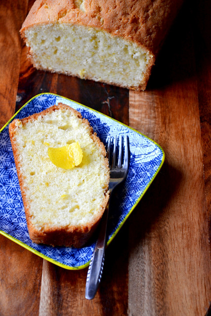 British Madeira Cake Recipe