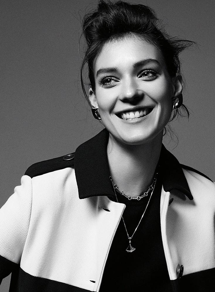 Кати Нешер — Фотосессия для «Vogue» FR 2014 – 7