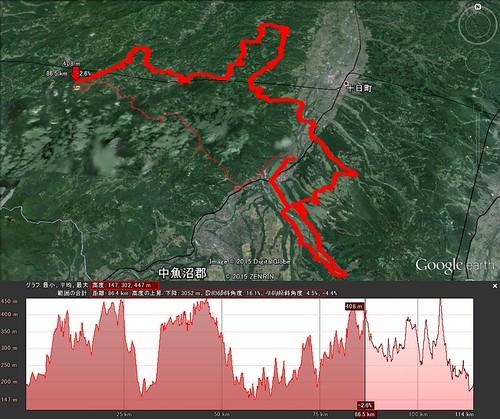 Tour de Tsumari 2015 (15)  星峠AS