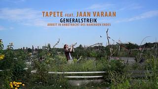 TAPETE feat. Jaan Varaan - Generalstreik (Arbeit in Anbetracht des nahenden Endes)