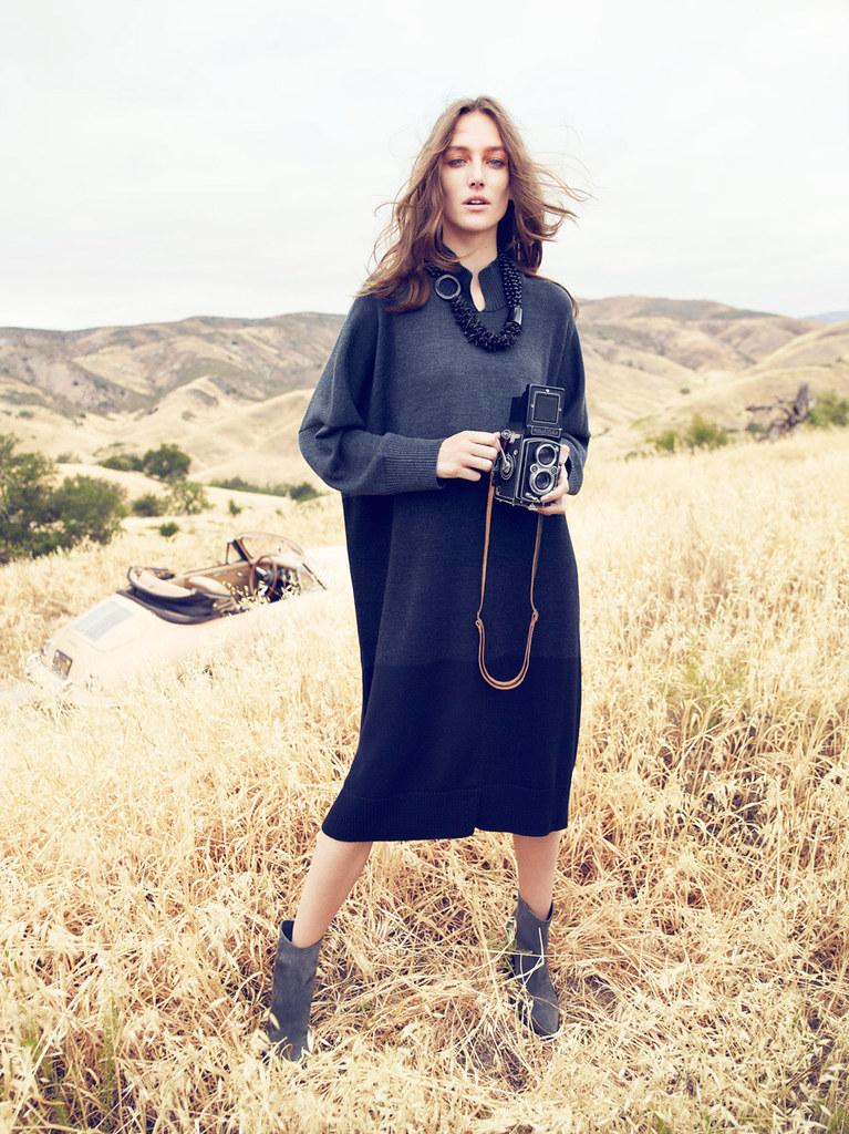 Жозефин Ле Тутур — Фотосессия для «Neiman Marcus» 2015 – 5