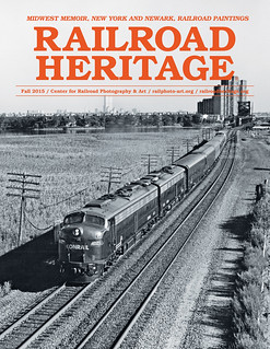 Railroad Heritage 42, Fall 2015
