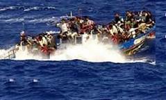 الشرطة الليبية تعتقل 3 متهمين بتهريب 400 مهاجر