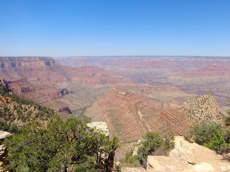 Grandview Point, South Rim of Grand Canyon