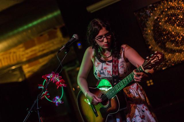Virginia Tanous @ The Sydney | 09/42015 | Benson Femme Fest