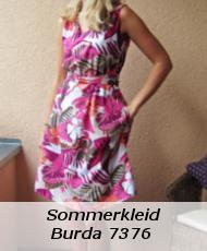 Sommerkleid Burda 7376