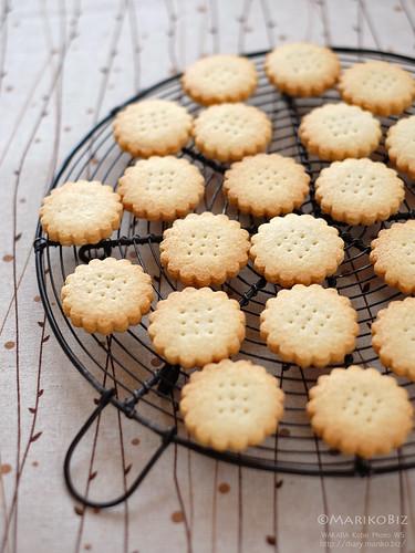 クリームチーズクッキー20150929-DSCF9051