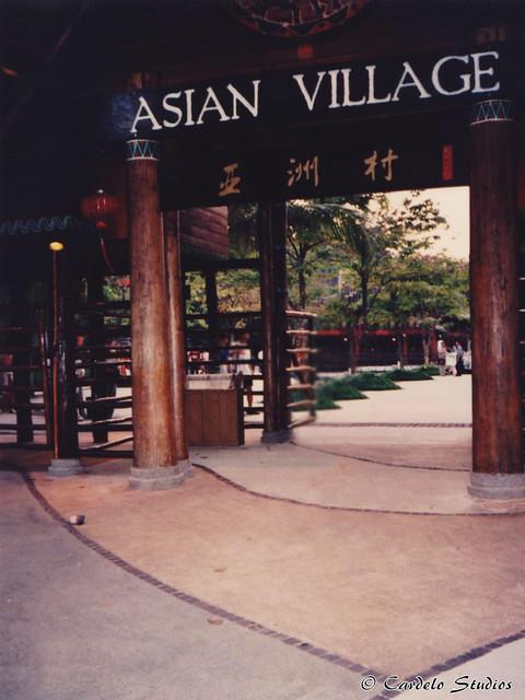 Asian Village 01