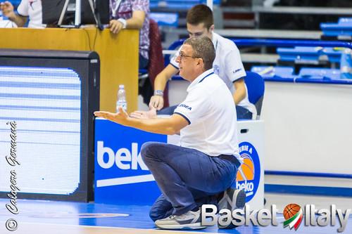 Coach Griccioli, capo d'orlando