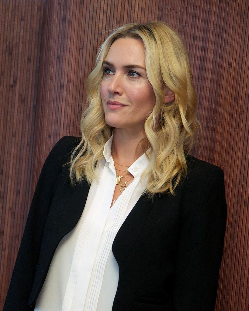 Кейт Уинслет — Пресс-конференция «Стив Джобс» 2015 – 22