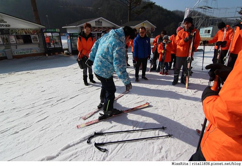 韓國滑雪 韓國滑雪度假村 韓國滑雪場 奧麗山莊渡假村 Oak Valley Oak Valley滑雪場 江原道滑雪 韓國滑雪推薦 오크밸리스키장3