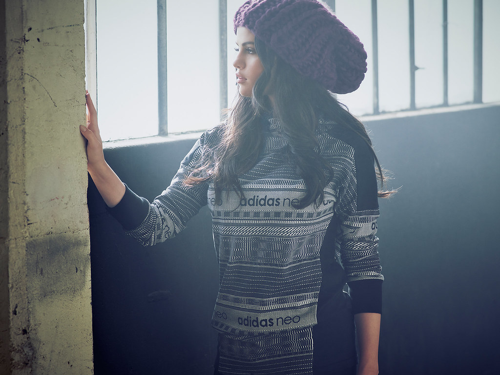 Селена Гомес — Фотосессия для «Adidas» 2015 – 25