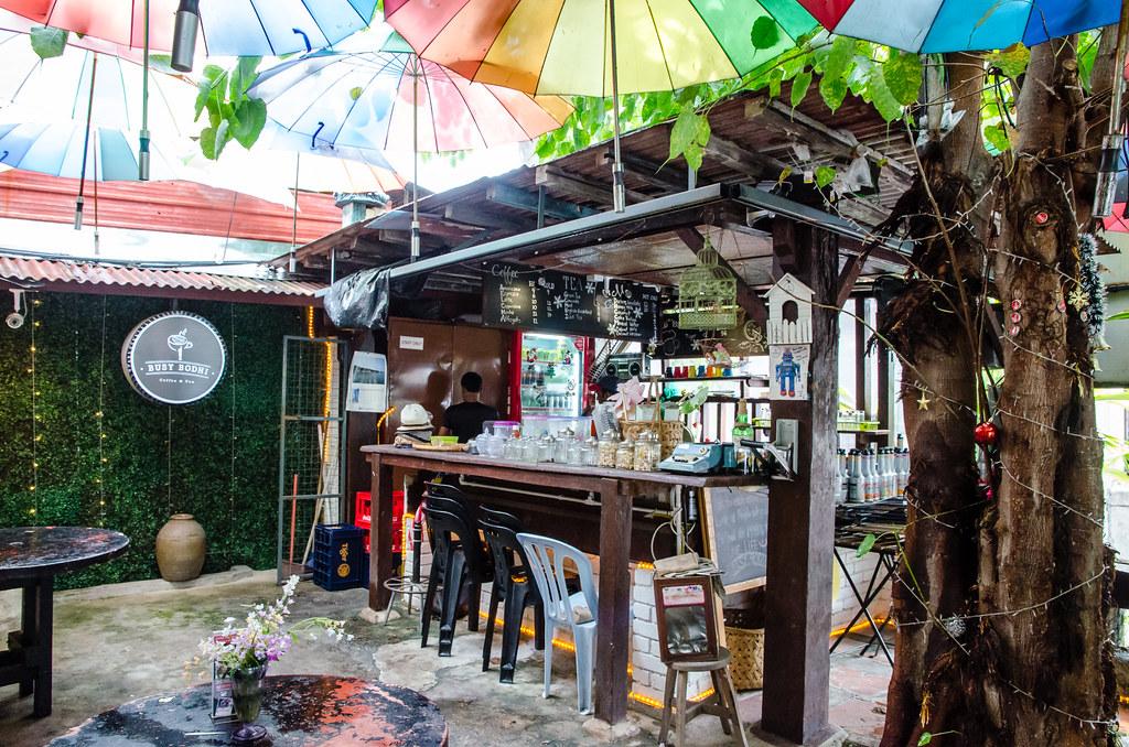 Busy Bodhi Cafe, Penang