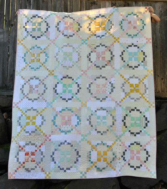 #apqquiltalong finished quilt