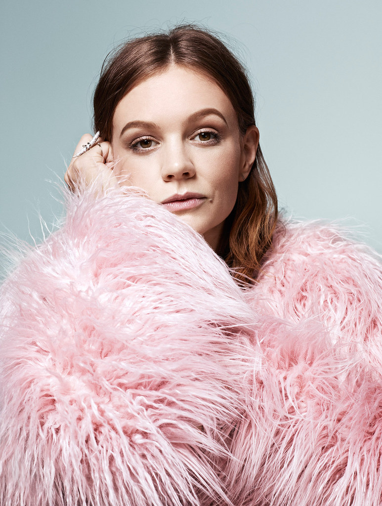 Кэри Маллиган — Фотосессия для «Elle» UK 2015 – 5