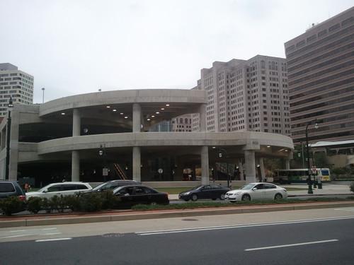 Silver Spring Transit Center