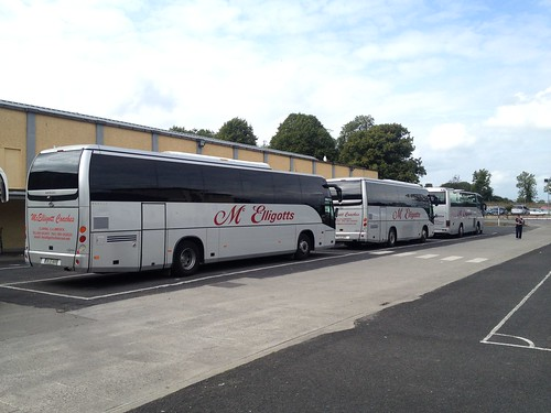 Mc Elligotts Coaches Clarina Limerick.