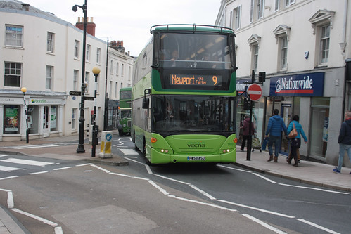 Go South Coast (Southern Vectis) 1109 HW58ASU