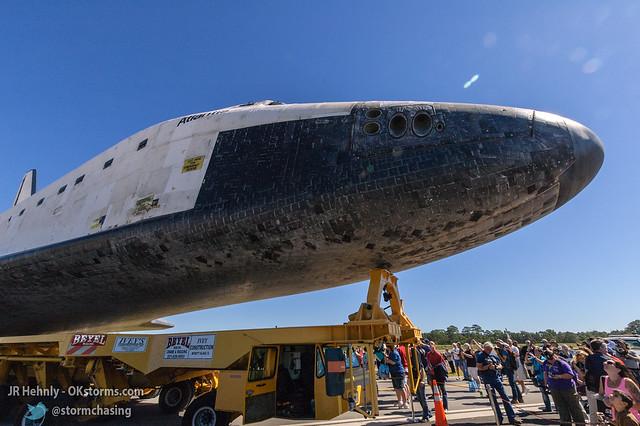 Fri, 11/02/2012 - 12:27 - Space Shuttle Atlantis - November 02, 2012 12:27:52 PM - , (28.5139,-80.6747)