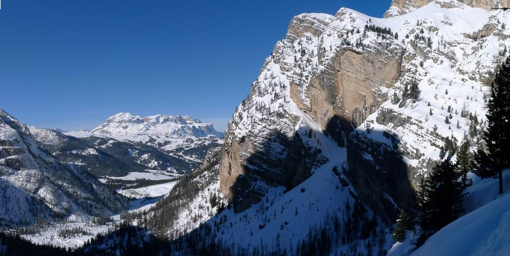 Piz Lavarela (Day 3 H.R. Dolomiti Südtirol) Dolomiti Itálie foto 26