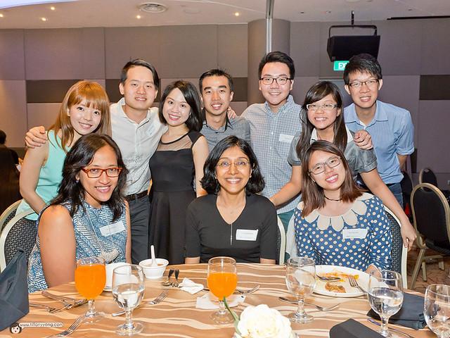 Tiffany Yong CNM Alumni Dinner