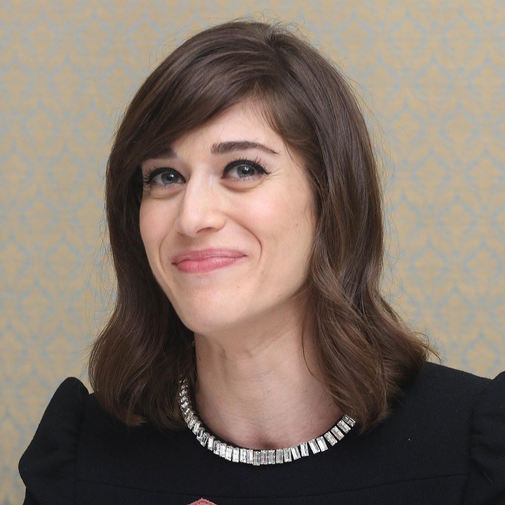 Лиззи Каплан — Пресс-конференция «Мастера секса» 2014 – 11