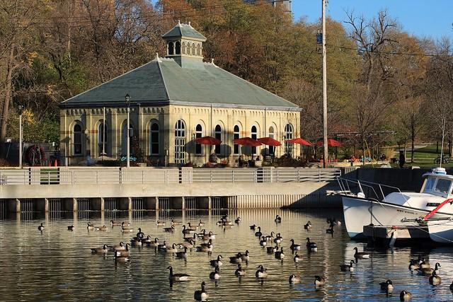 Colectivo at the Lake