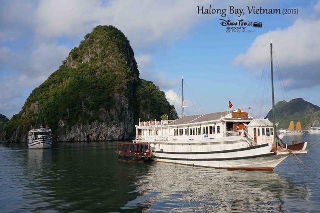 Vietnam 03 - Halong Bay