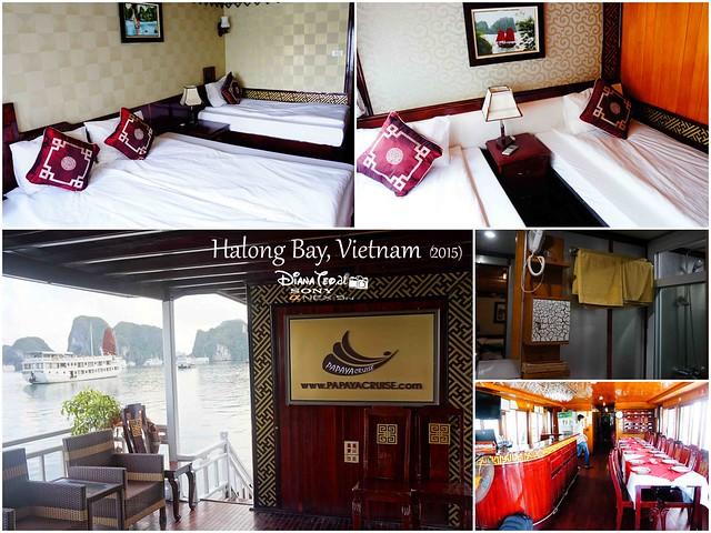 Vietnam 04 - Halong Bay Papaya Cruise