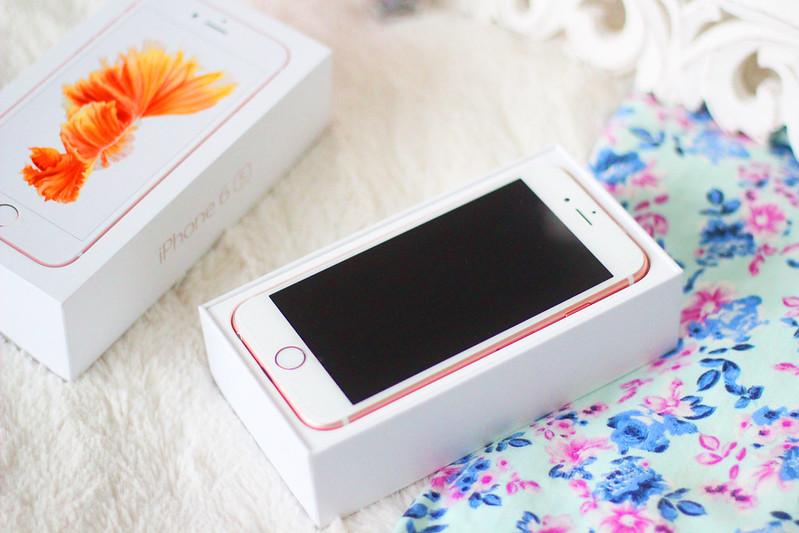 iphone 6s ruusukulta
