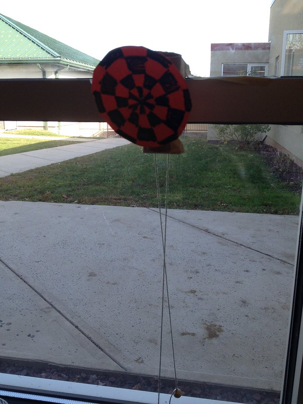 Pulley spinner