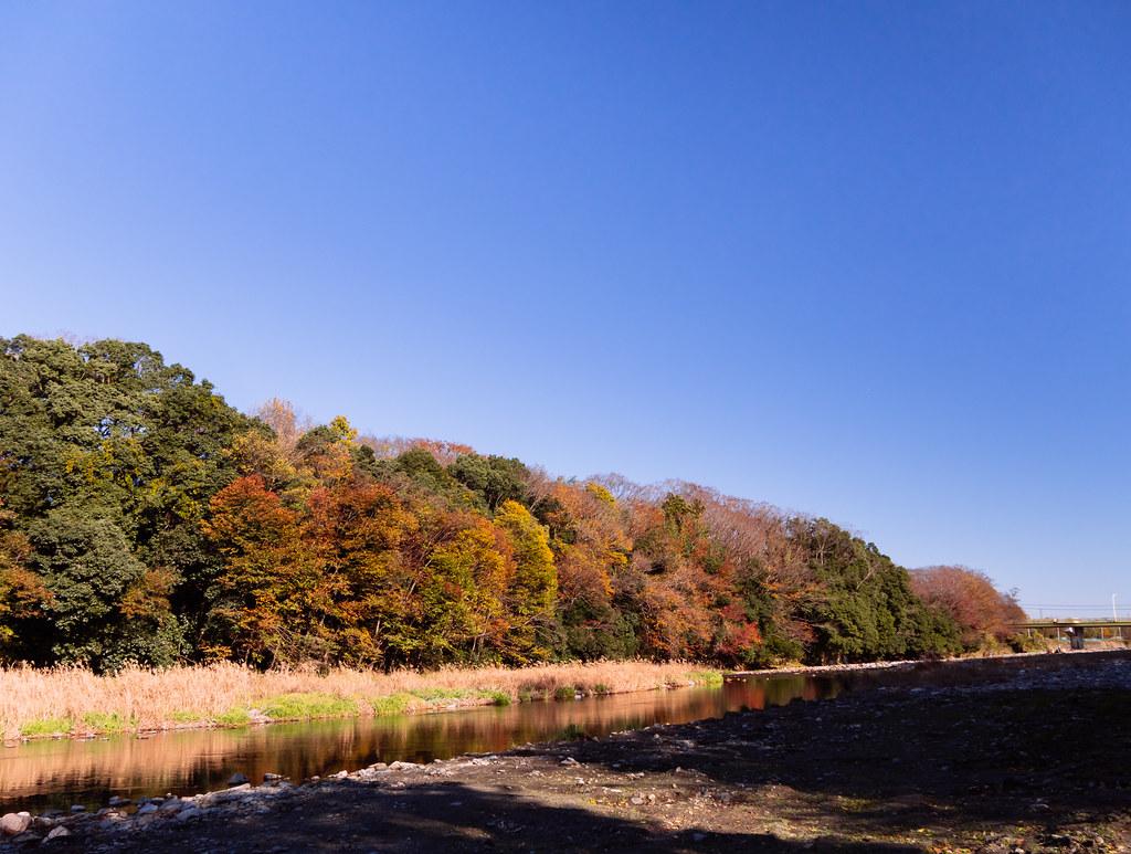 嵐山渓谷 Ranzan Keikoku