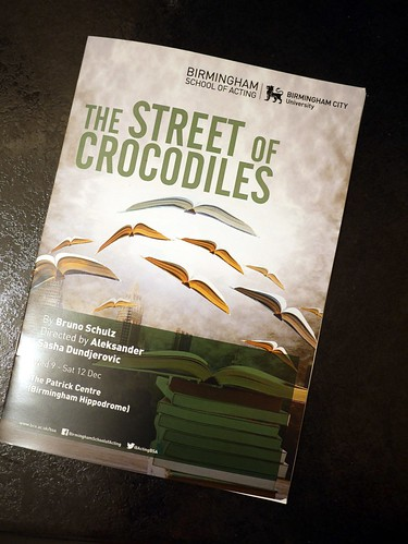 Street Of Crocodiles