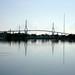 Puente de Tampico desde la Laguna del Carpintero. por helicongus