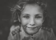 Portrait d'une petite fille   © 2017 Ian Ghenesys by Ian Ghenesys