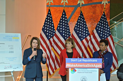 Bay Area Congresswomen Oppose Dismantling Affordable Care Act