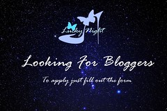 Lucky Night Looking For Bloggers