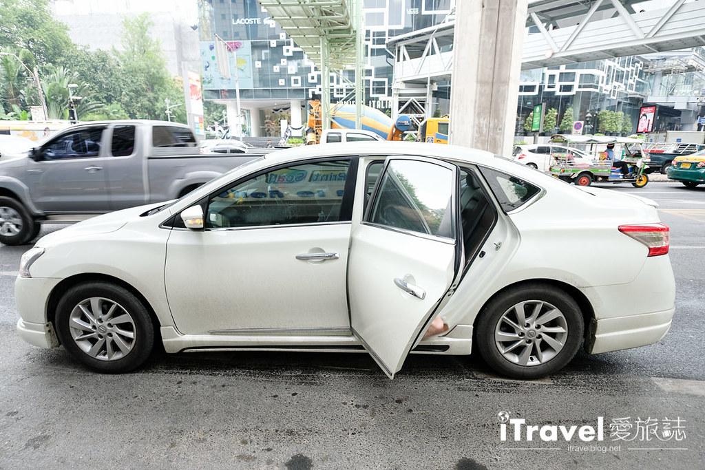 《曼谷自由行》Uber 优步出租车呼叫服务:搭配Google Map,自行打造曼谷包车自由行。