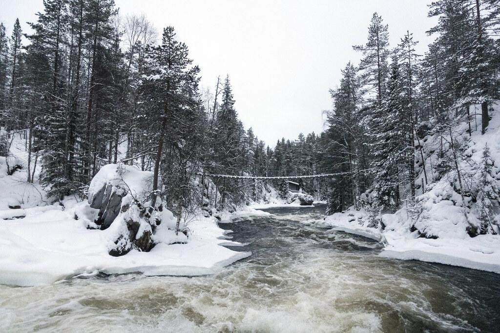 Myllykoski Bridge