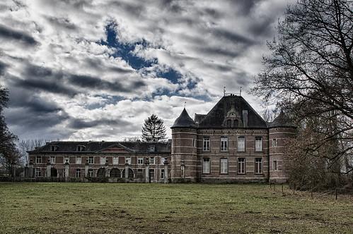 Oorbeek, kasteel