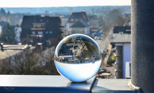 Blick in die Glaskugel