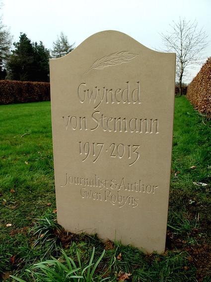 York stone.