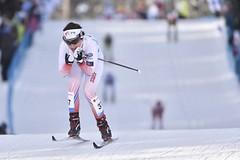 Vítězi individuálního závodu klasicky jsou Marit Bjoergenová a Livo Niskanen
