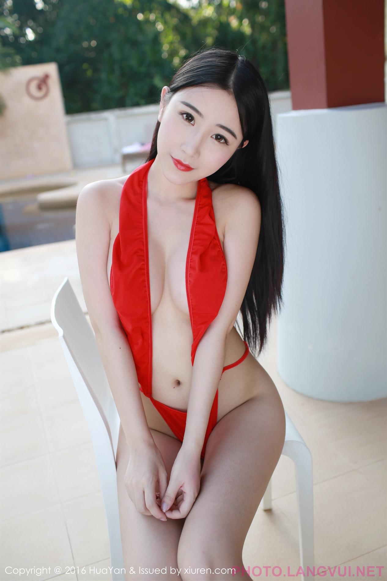 HuaYan Vol 015 Sindy
