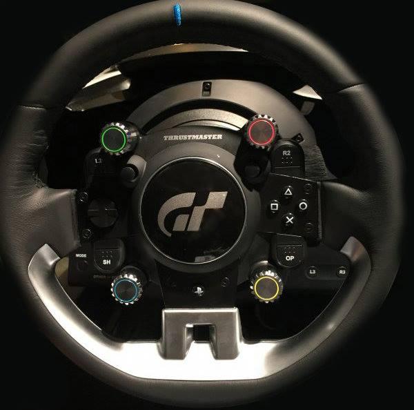 Thrustmaster Gran Turismo Sport Wheel