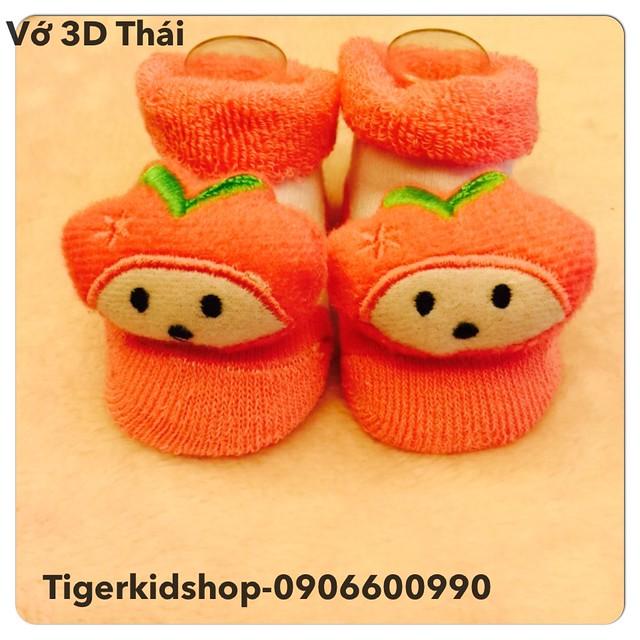 20086382243 711d946b3a z M120  Vớ 3D Thailand dưới 6 tháng tuổi(<10kg)