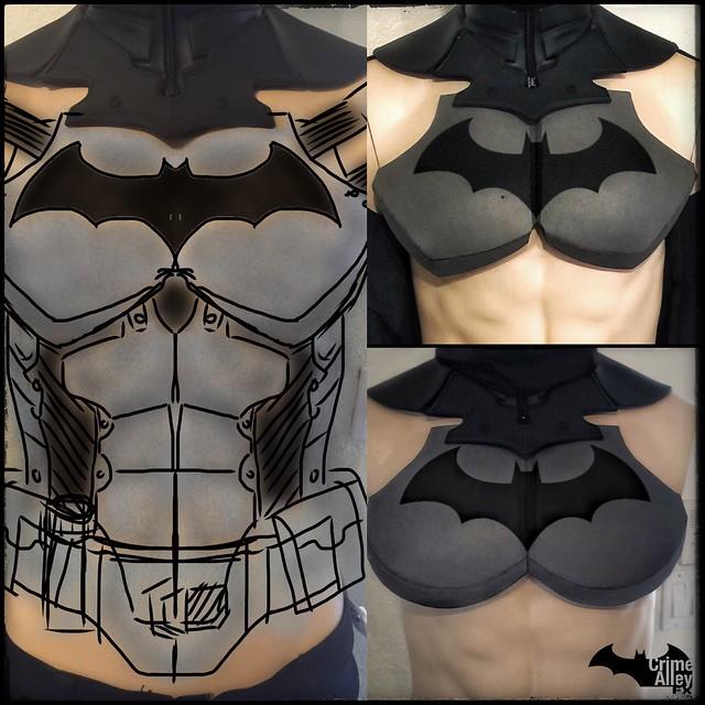 Batsuit: Arkham Origins V2 - Page 5